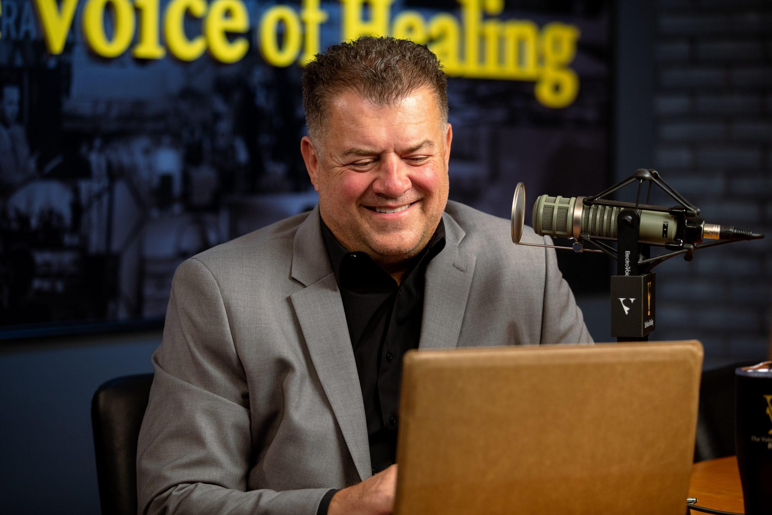 Apostle Michael Petro | Salem Radio Headshot